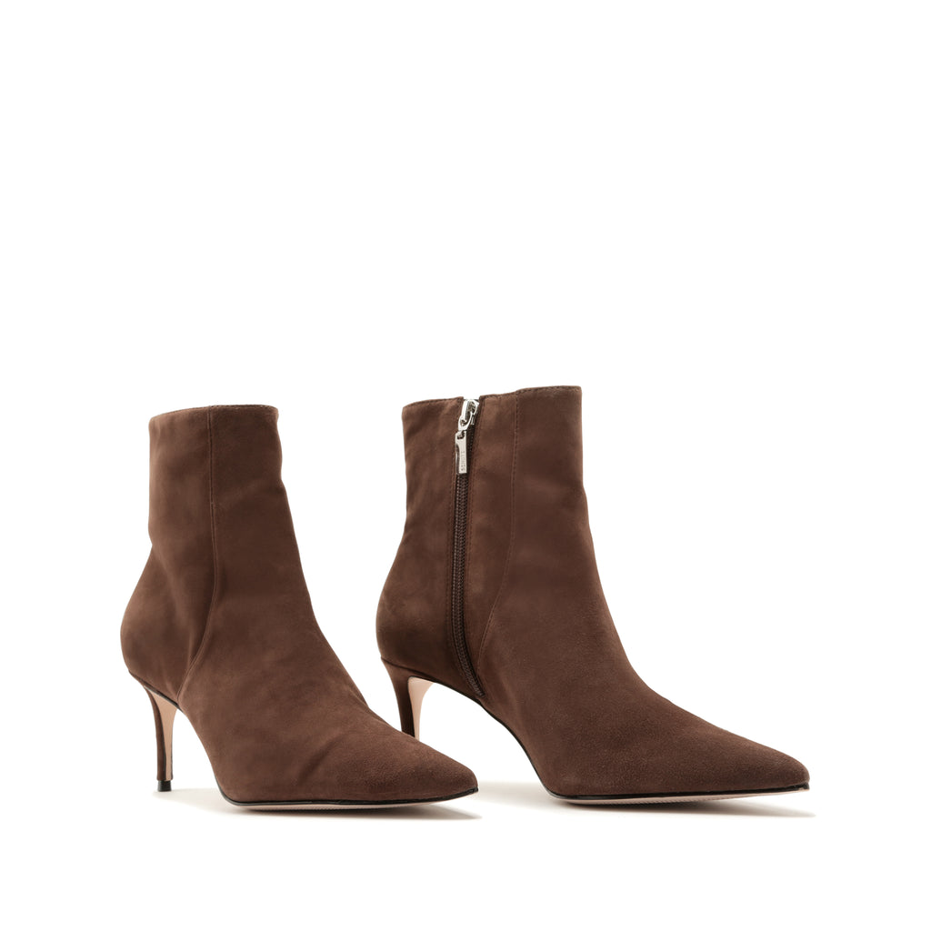 Bette Bootie in Cocoa