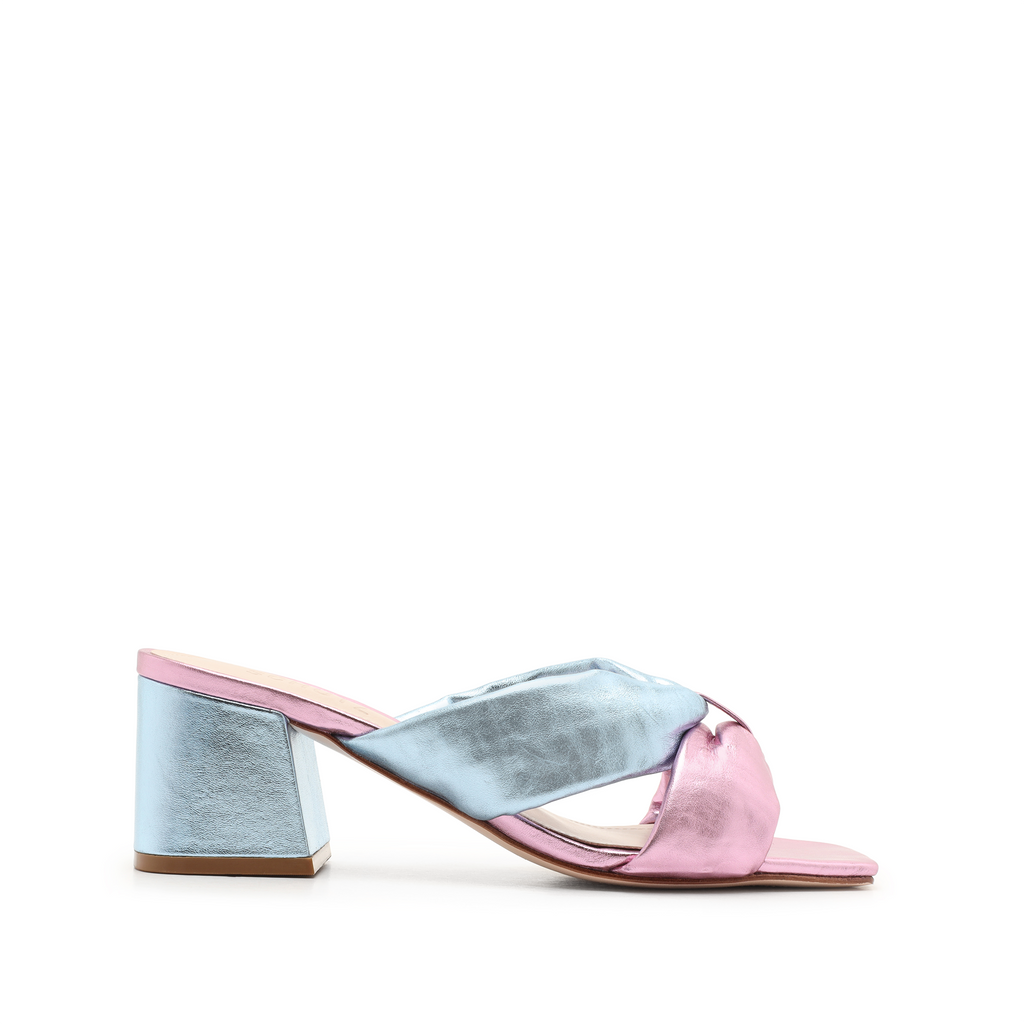 Butterfly Sandal in Cerise