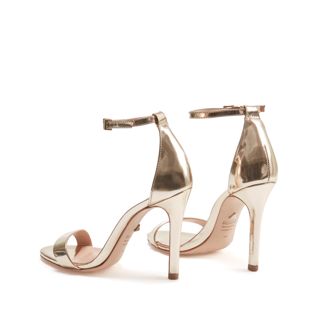 Cadey-Lee Sandal in Platina Gold