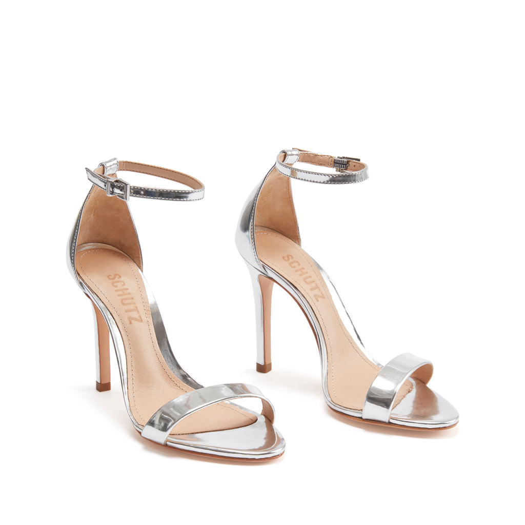 Cadey-Lee Sandal in Prata Silver