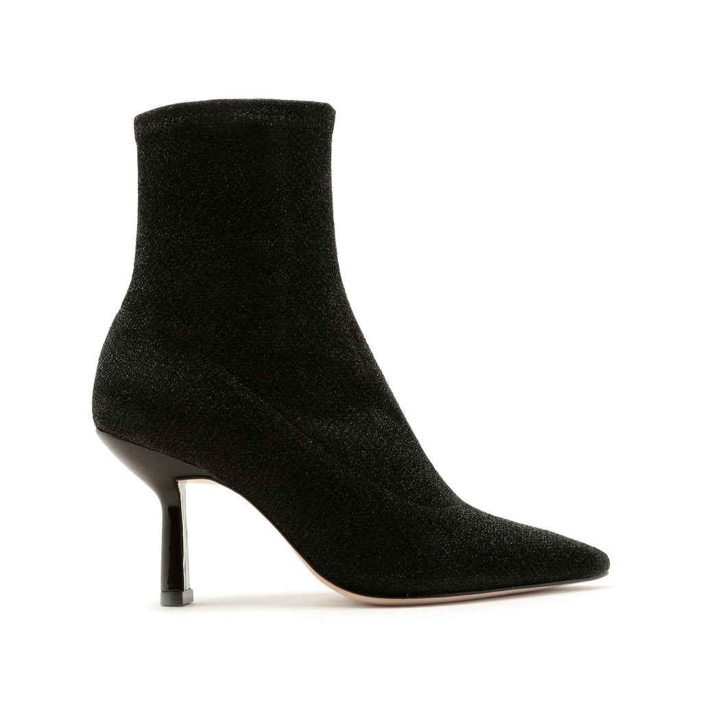 Charleni Bootie in Black
