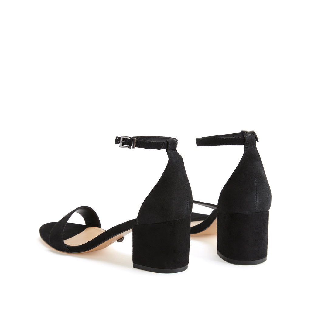 Chimes Sandal in Black
