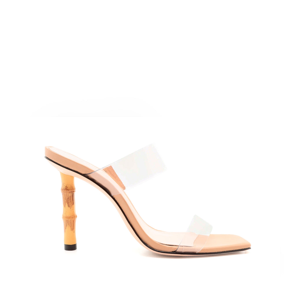 Colette Sandal in Clear