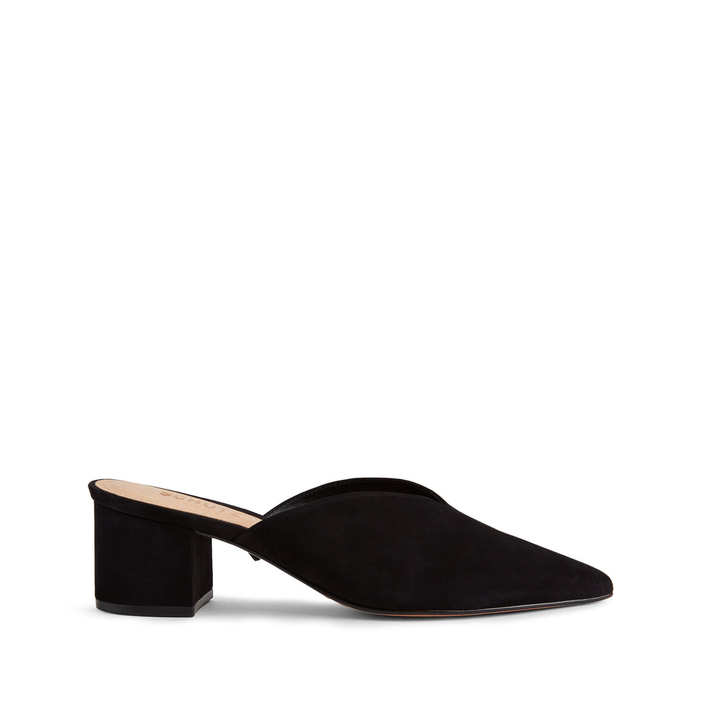Dauani Mule in Black