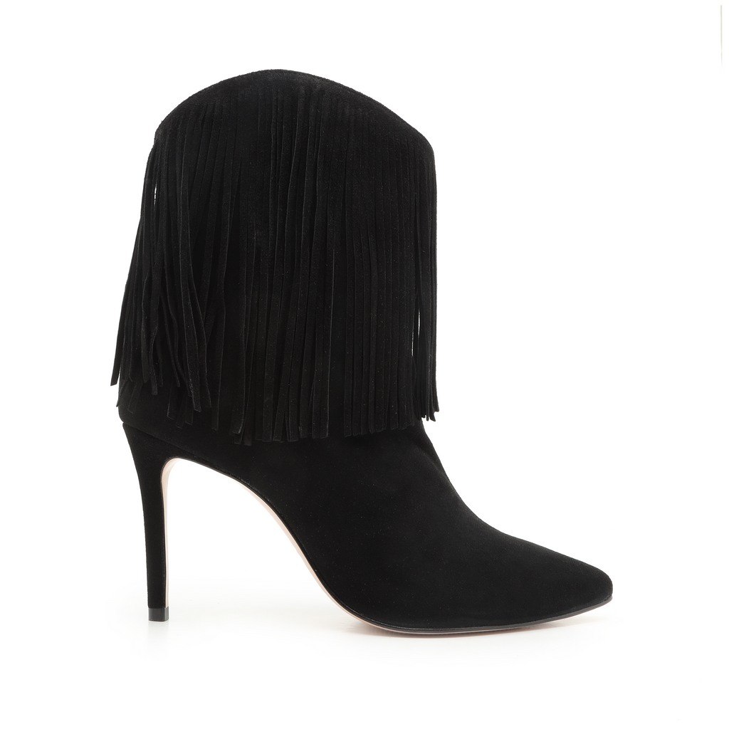 Desert Bootie in Black