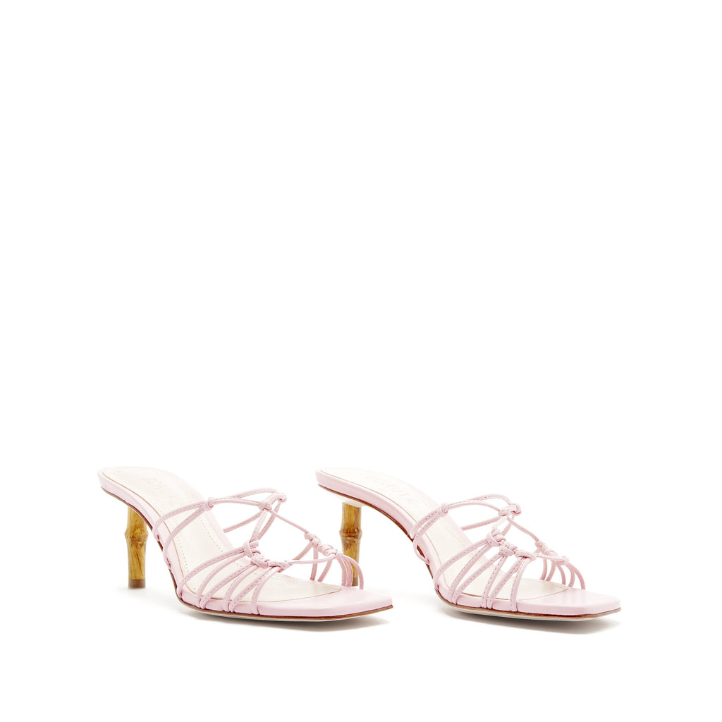 Dileni Sandal in Rose Pink