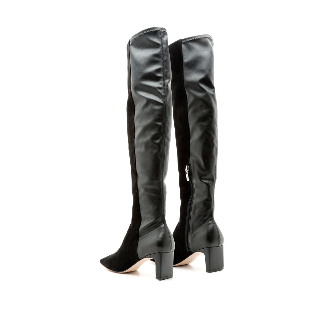 Donata Boot in Black