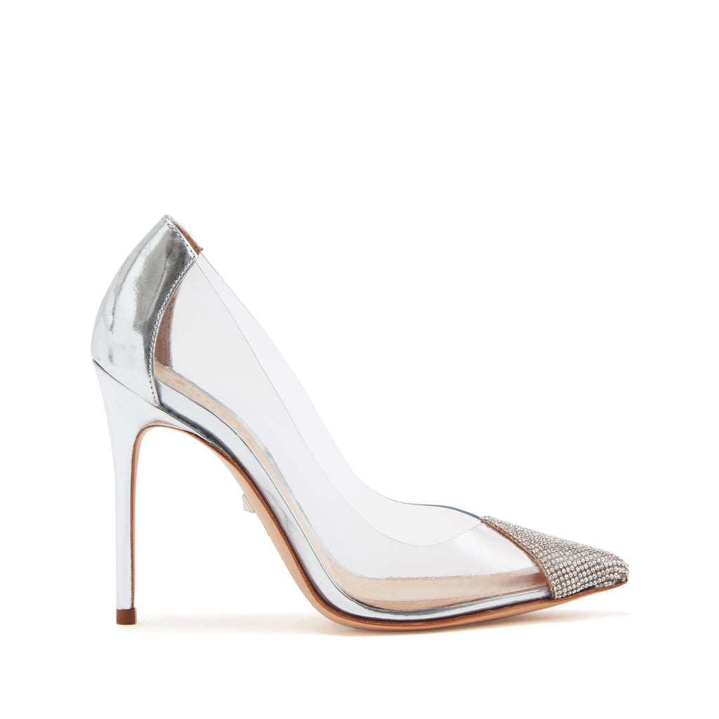 Emi Pump in Prata Silver