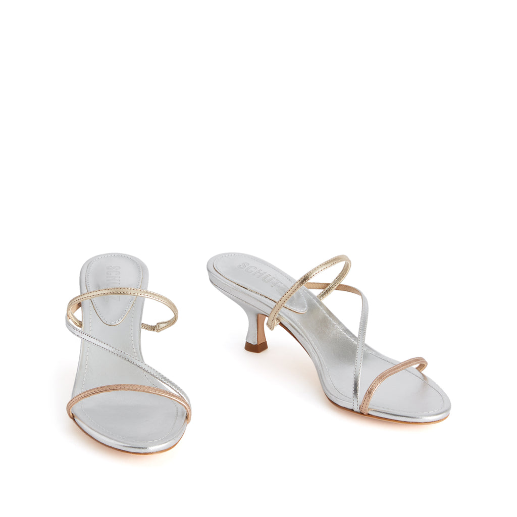 Evenise Sandal in Prata Silver