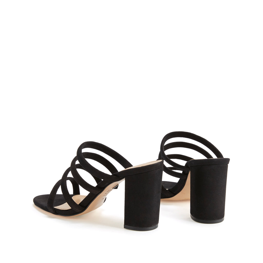 Felisa Sandal in Black