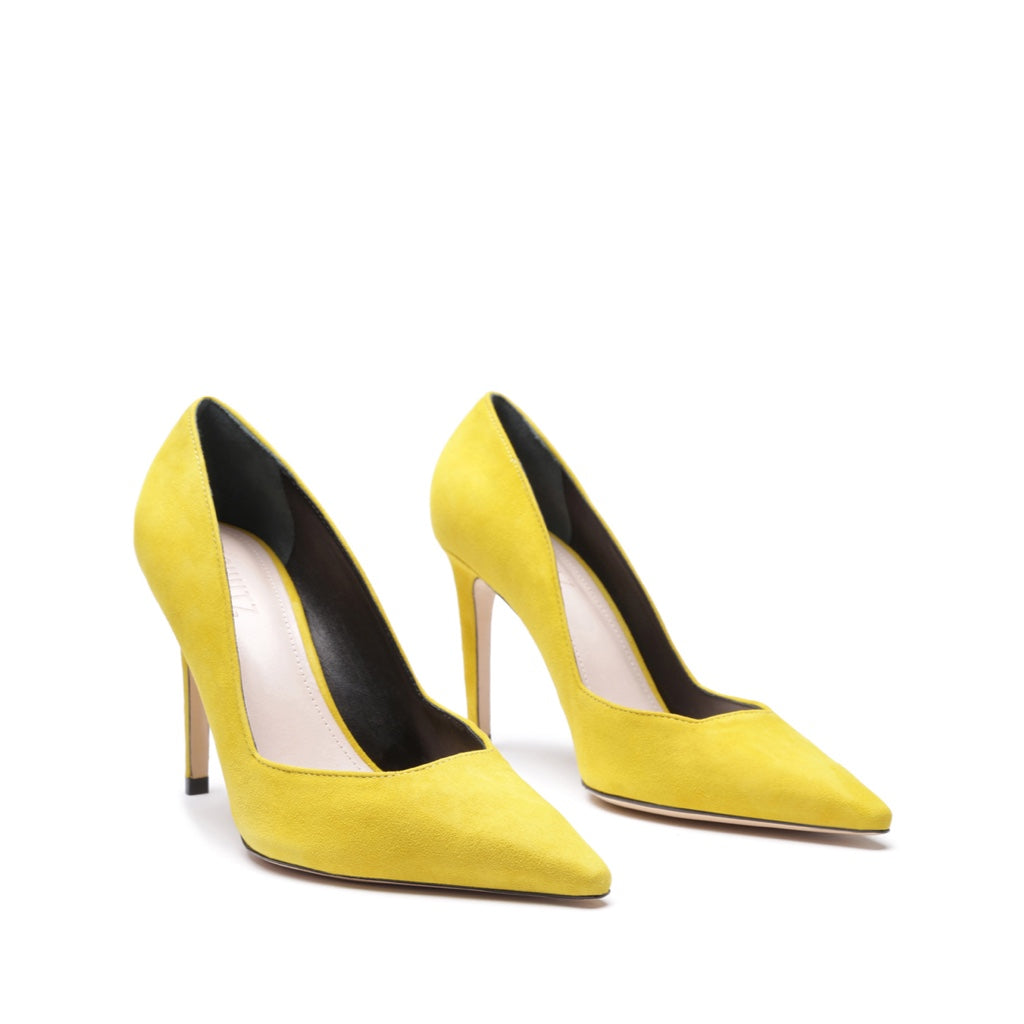 Guinewer Pump in Yellow