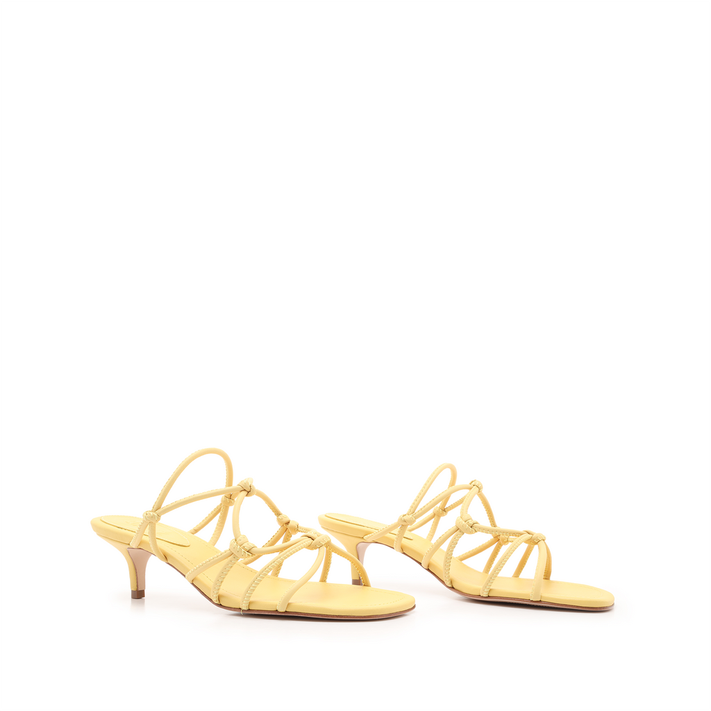 Isa Sandal in New Yellow
