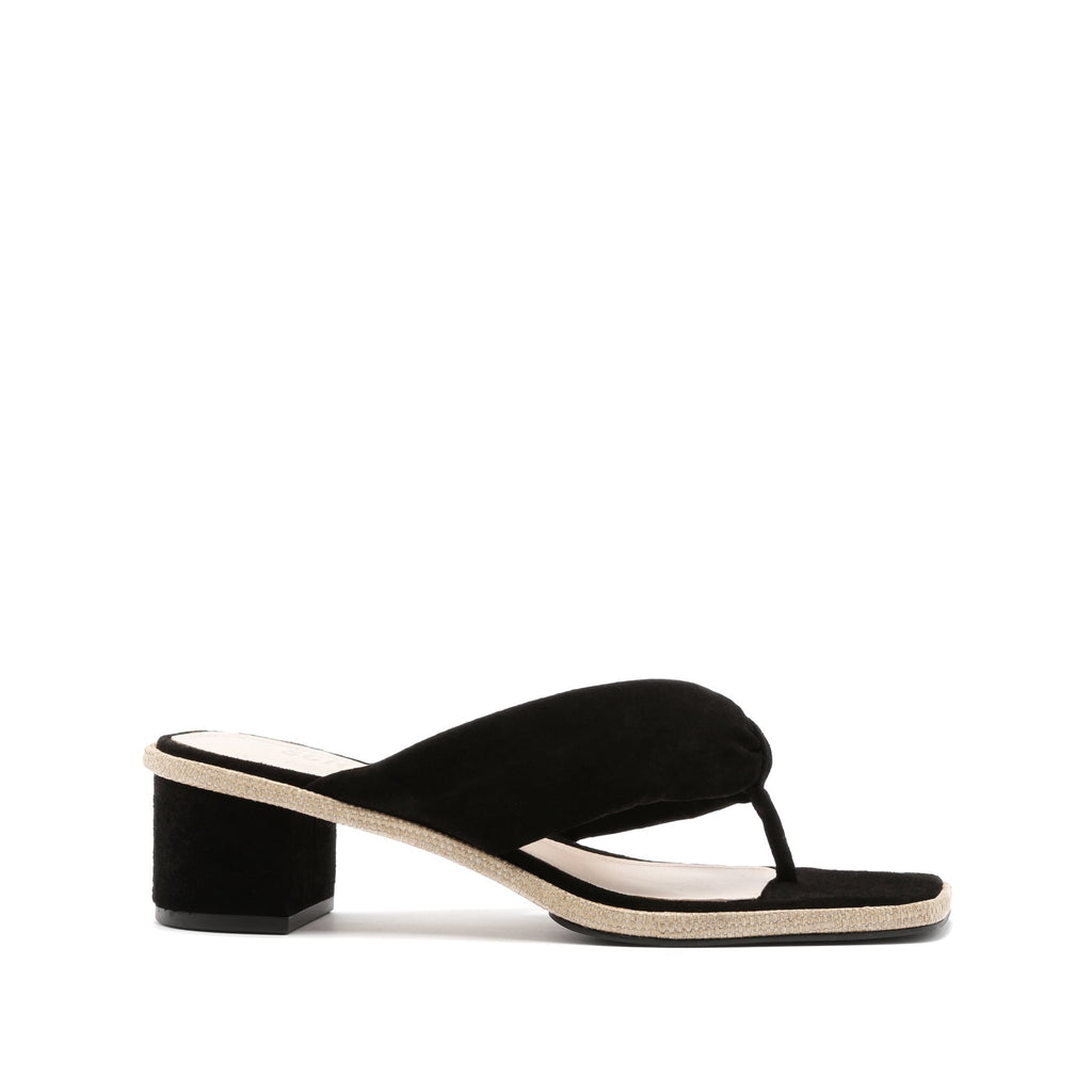 Januza Sandal in Black