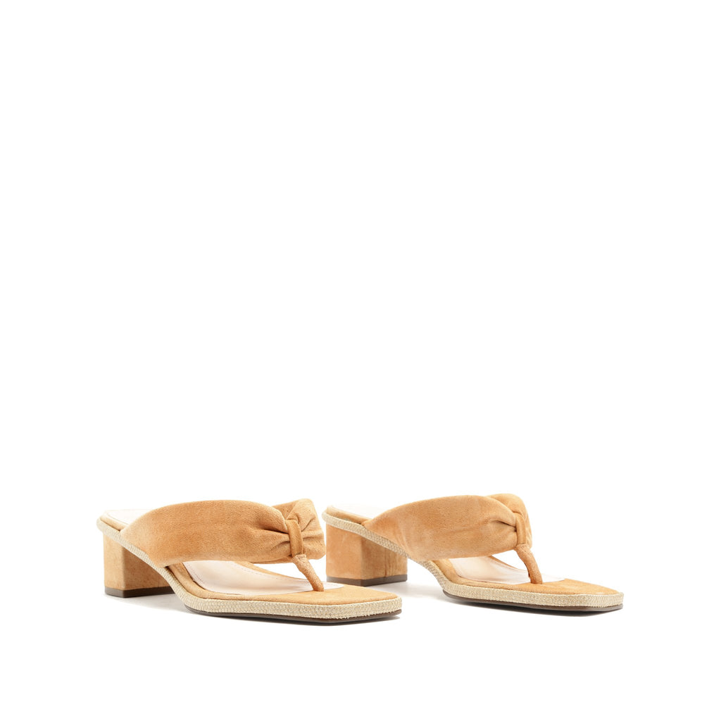 Januza Sandal in Honey Beige