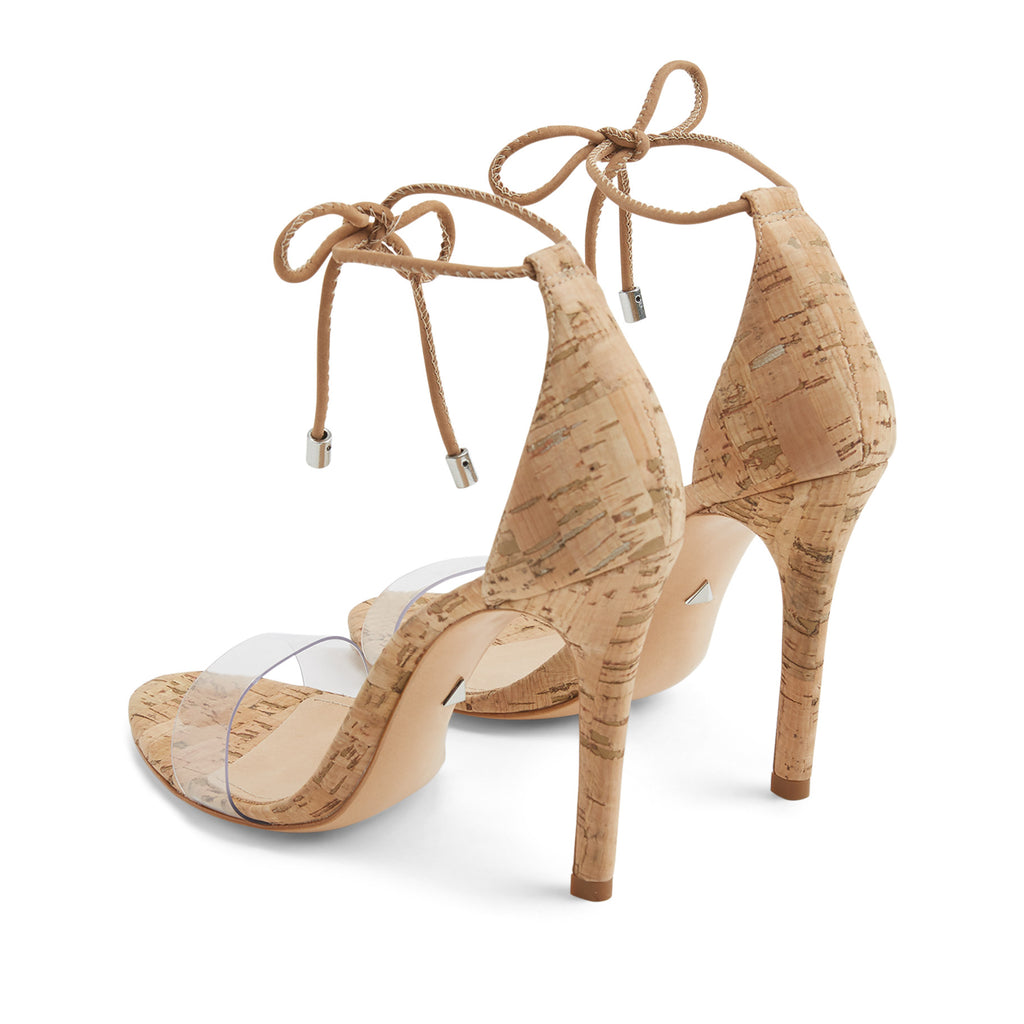 Josseana Sandal in Natural Cork