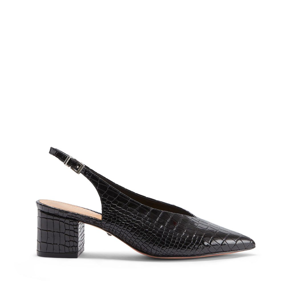 Kamila Slingback Pump in Black
