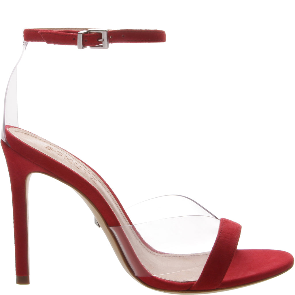 Laurence Sandal in Club Red