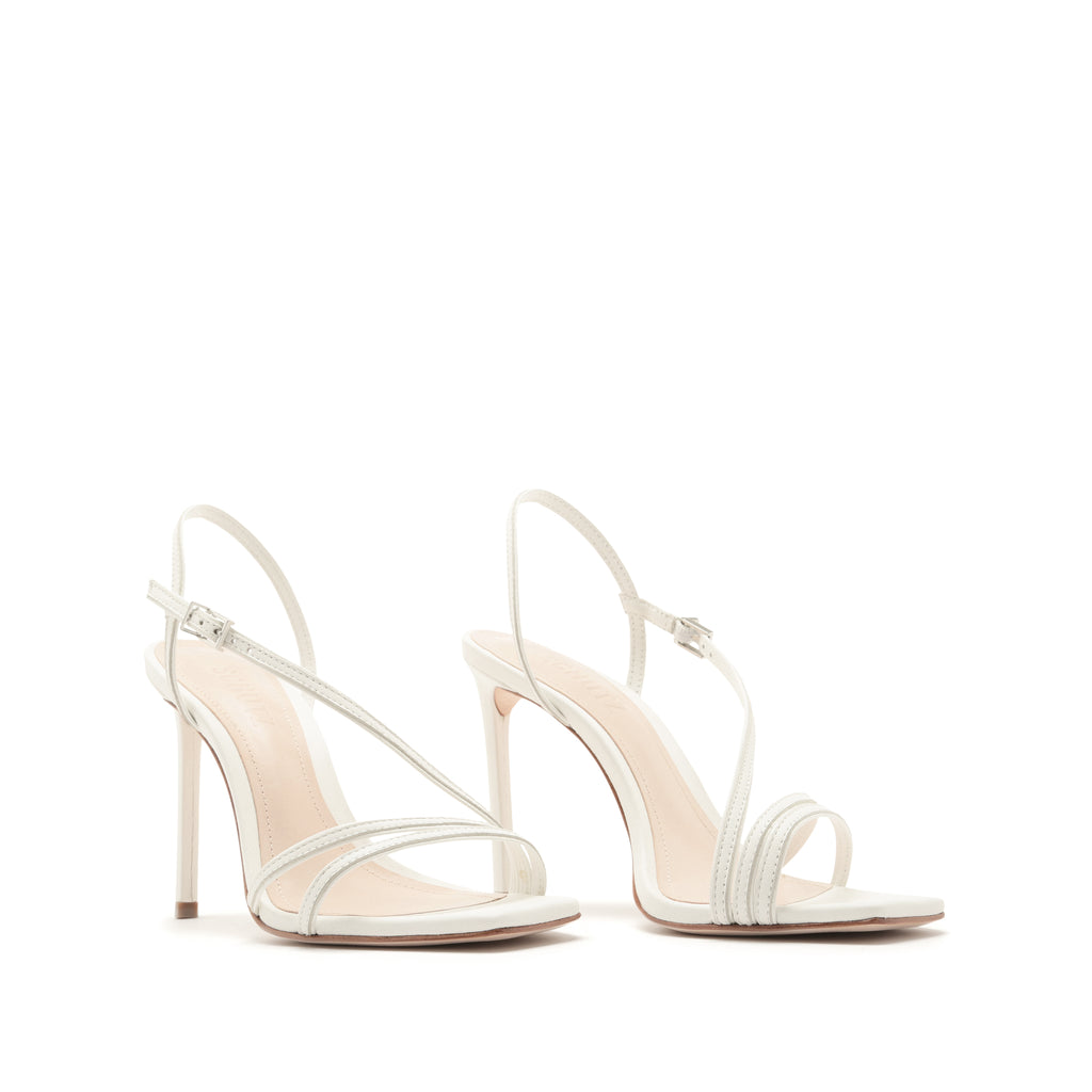 Luna Sandal in White