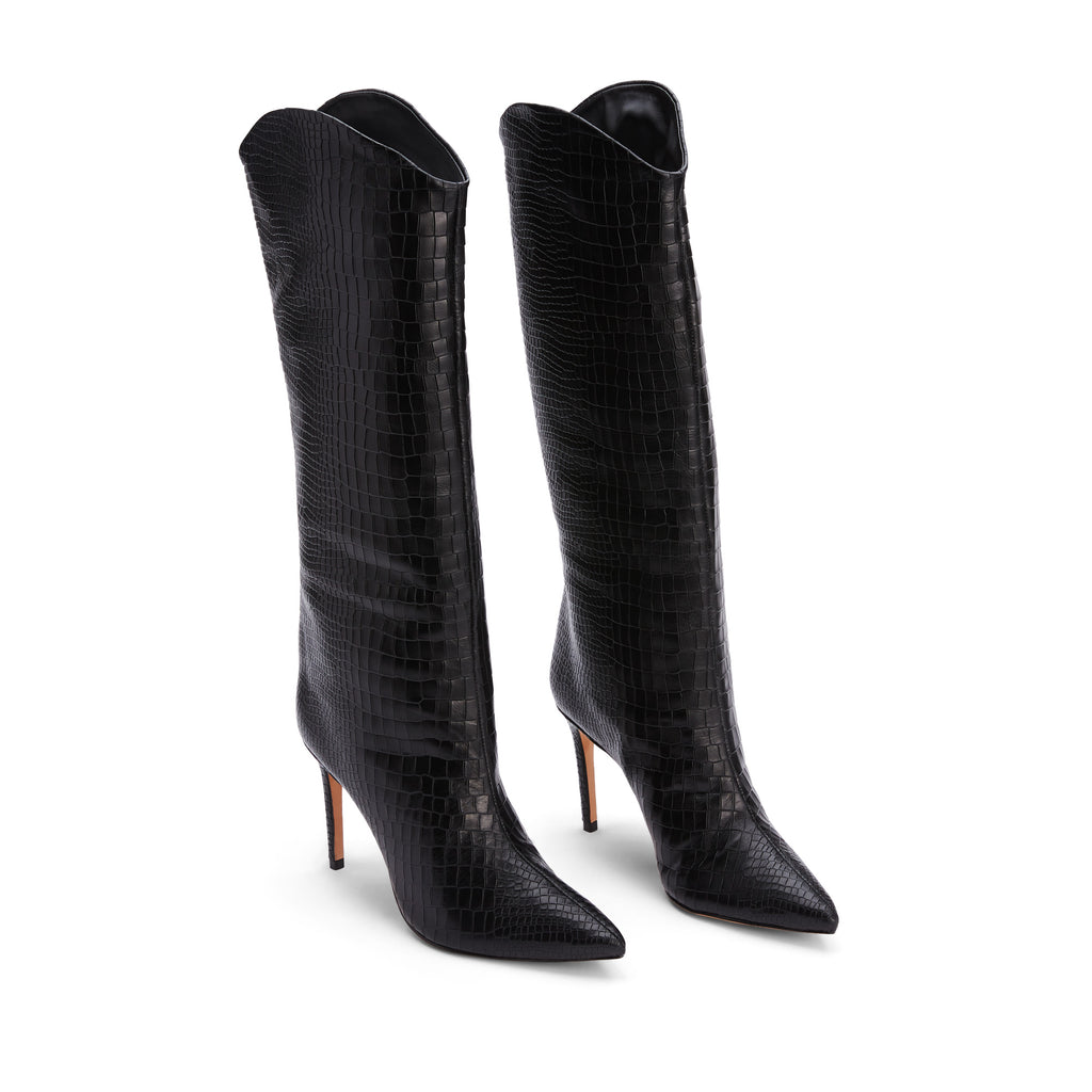 Maryana Boot in Black