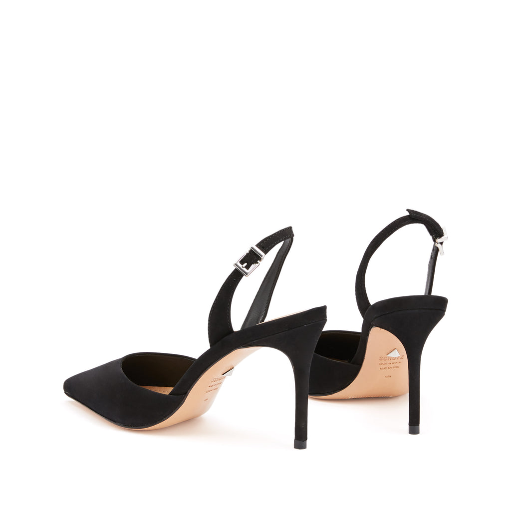Maysha Pump in Black