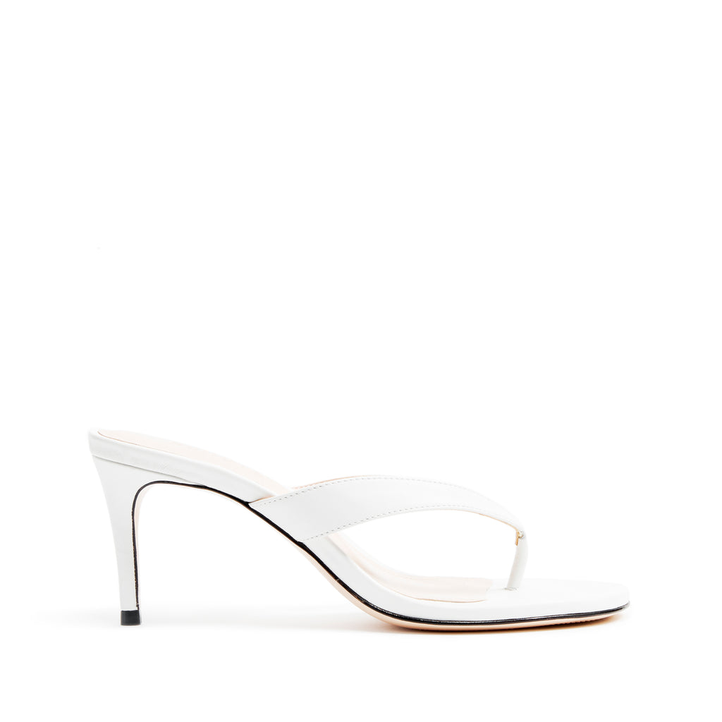 Napola Sandal in White