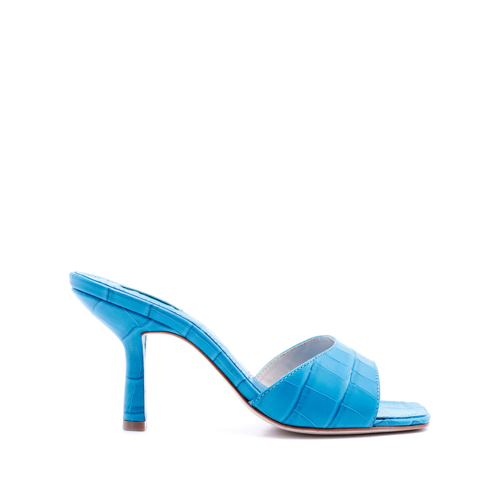 Posseni Sandal in Bright Ocean
