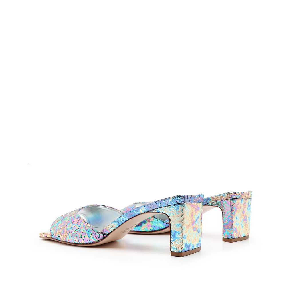 Queliana Sandal in Pixel Oil