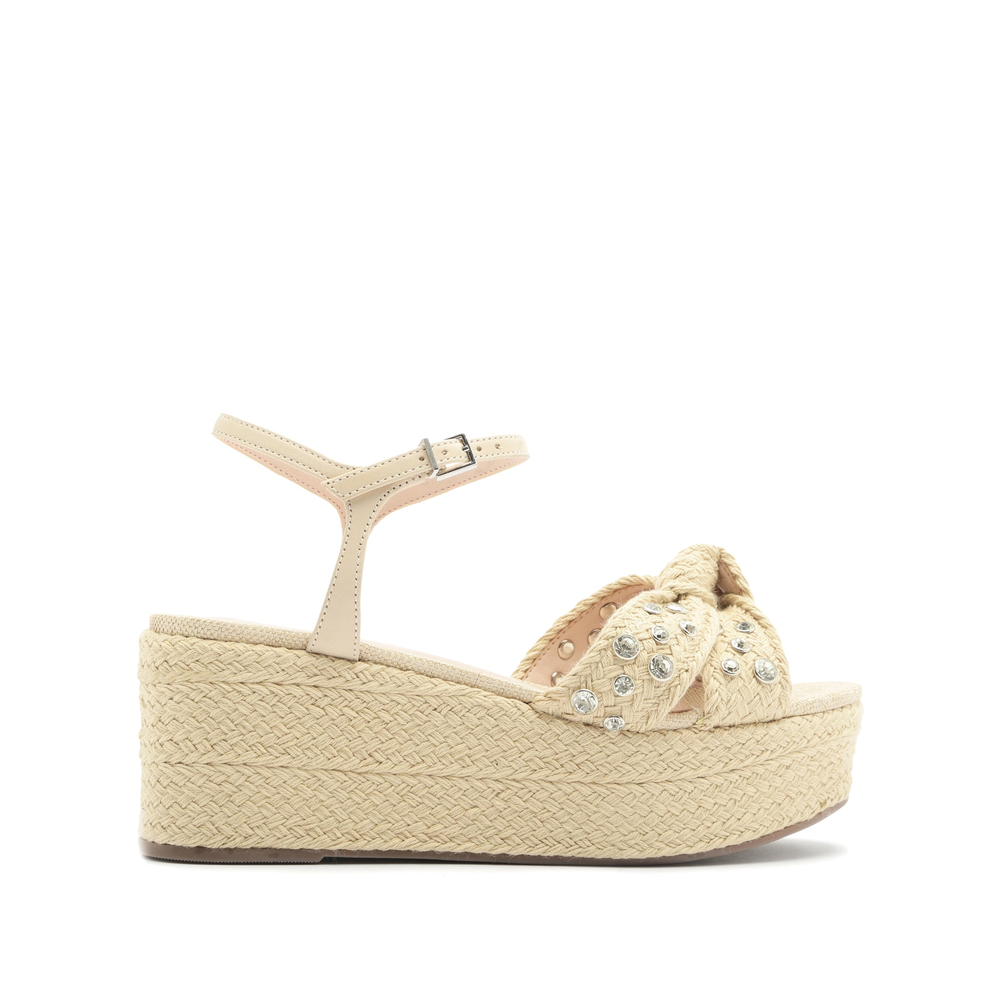 Roanda Wedge Sandal