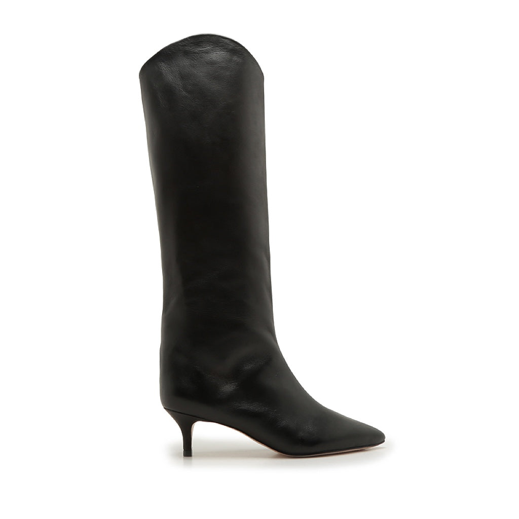 Abbey Boot in Black