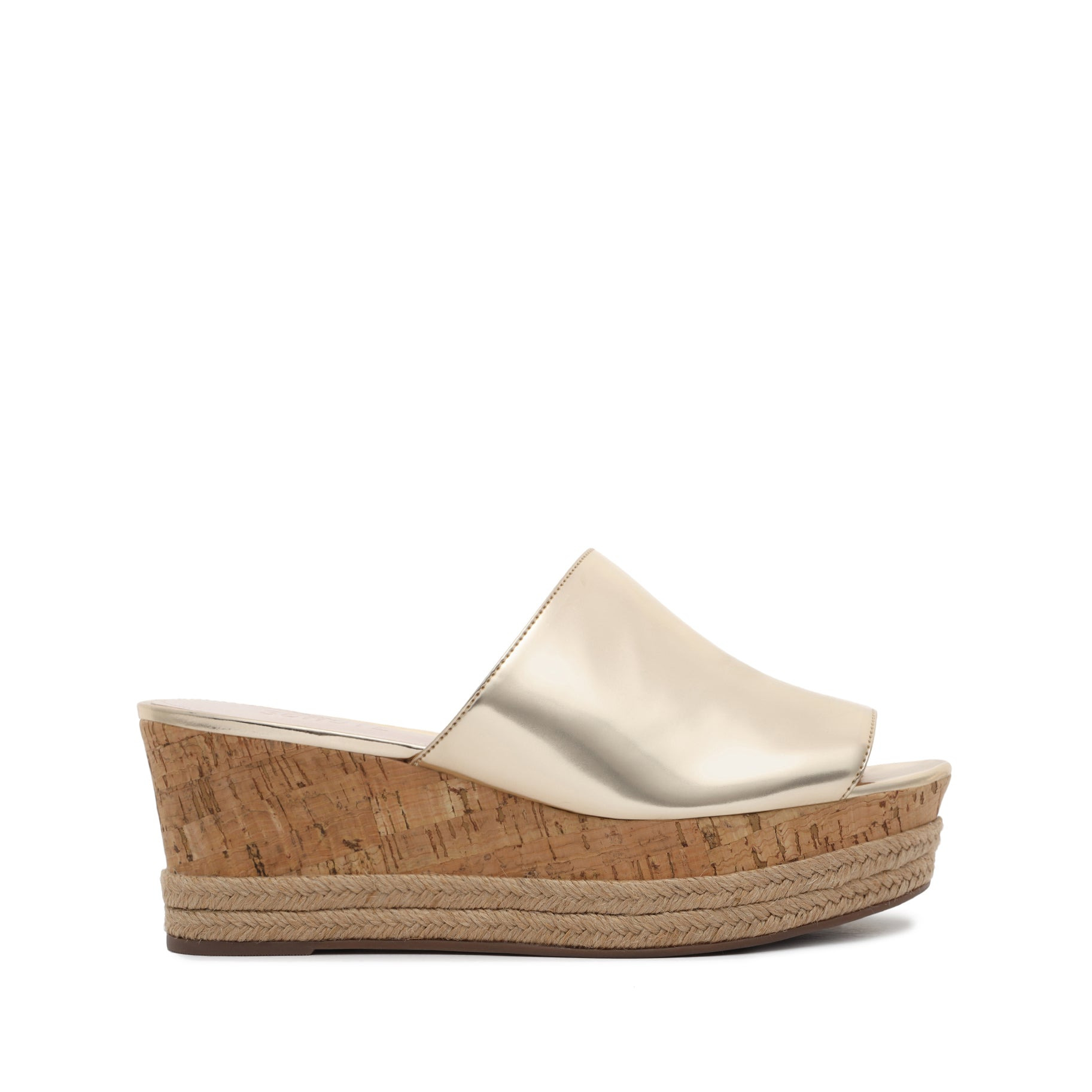 Vilena Wedge Sandal