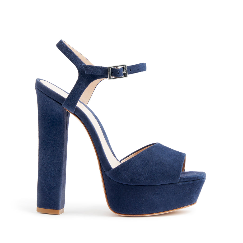 Tamie Sandal in Sailfish Blue