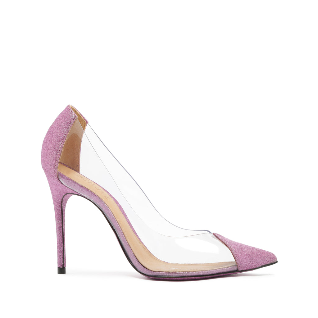 Cendi Pump in Light Pink