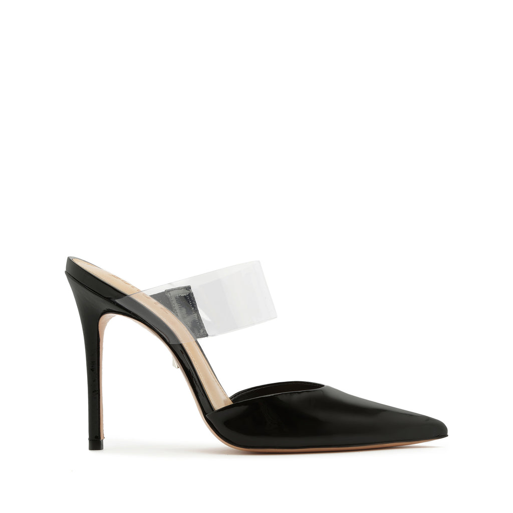 Sionne Mule in Black