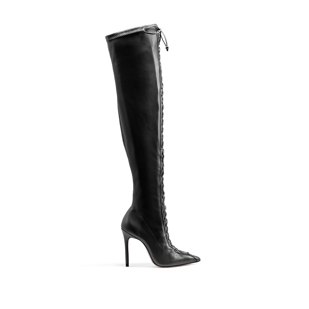 Sione Boot in Black