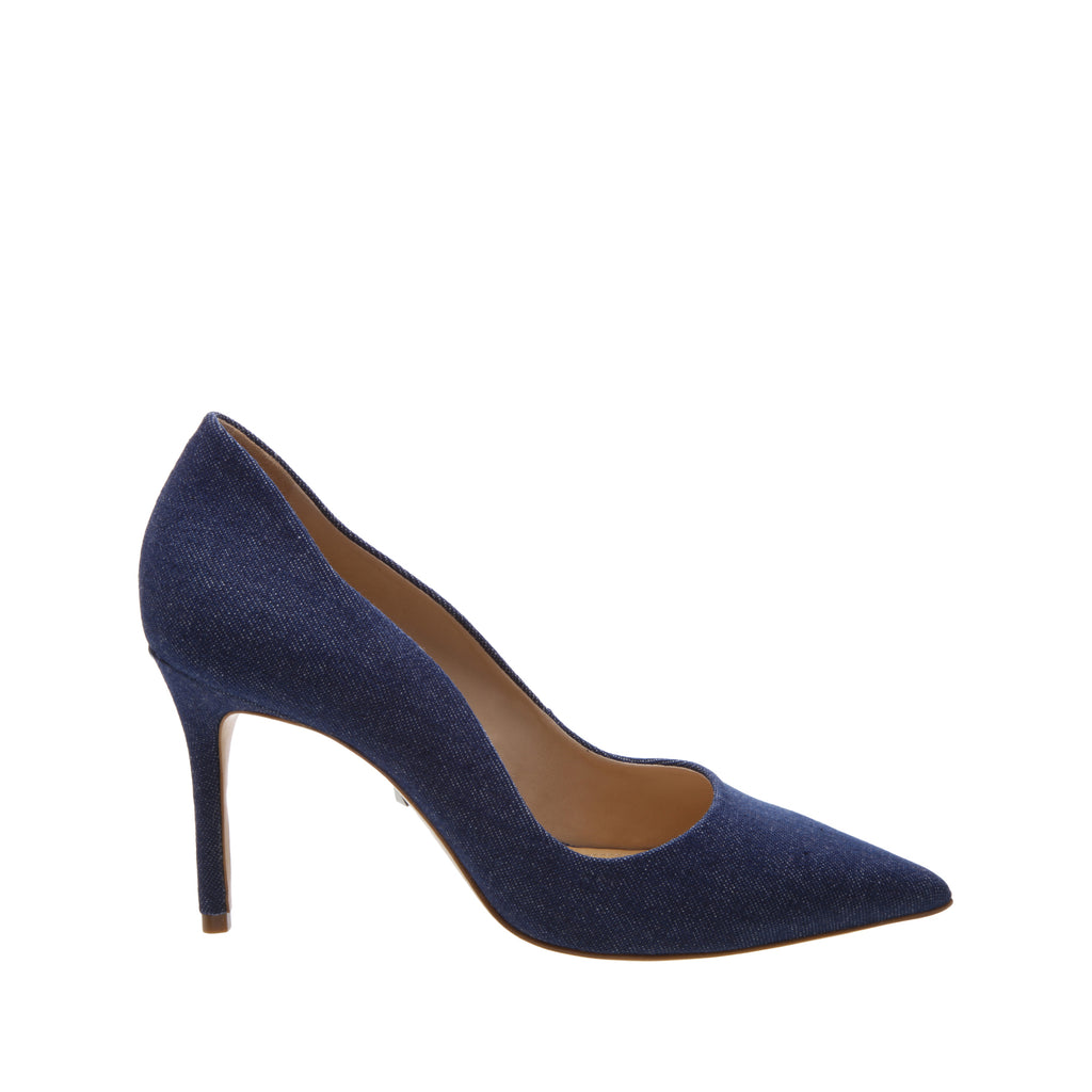 Analira Pump in Blue