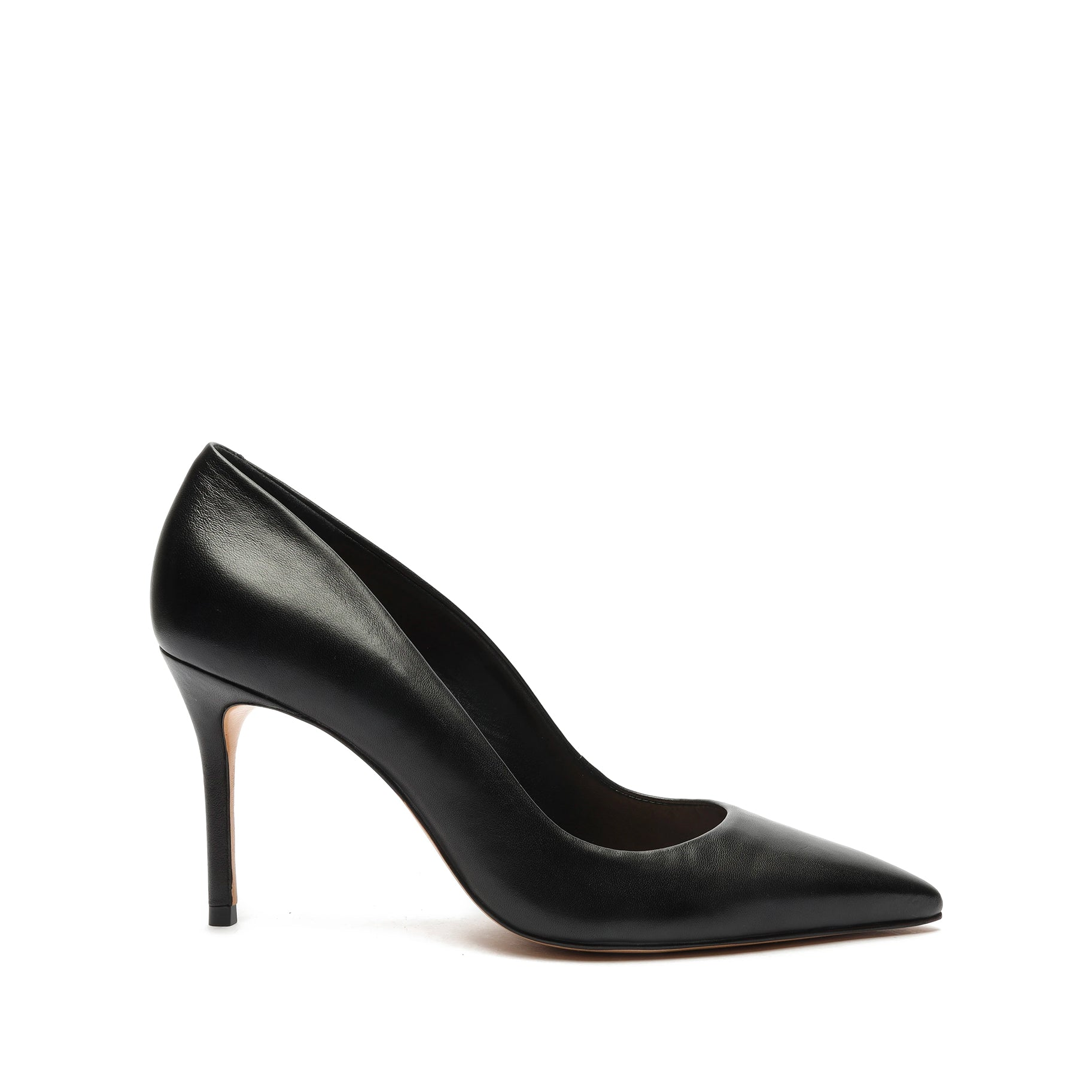 Lou Lo Leather Pump