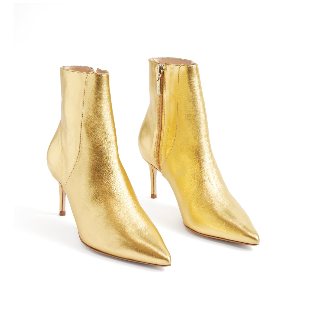 Bette Bootie in Gold