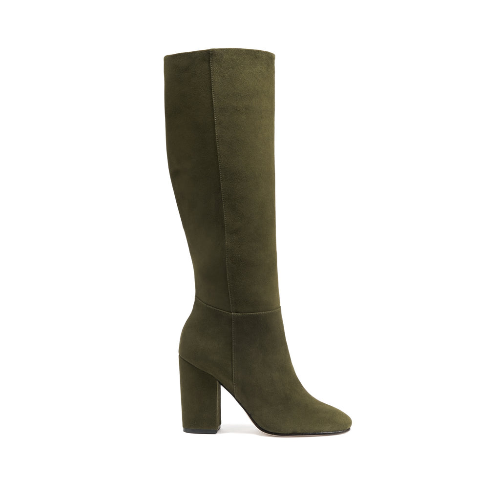 Pavuna Boot in Military Green