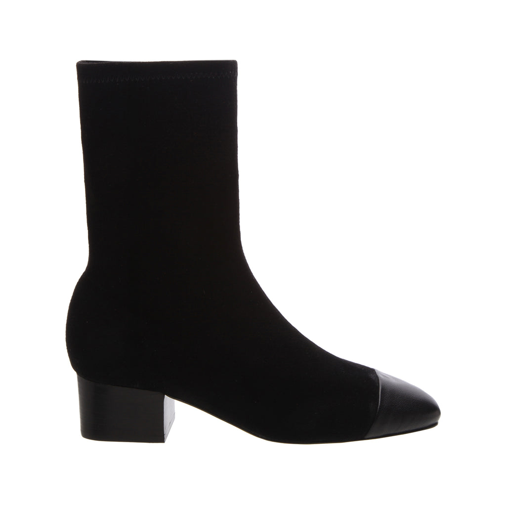 Messina Bootie in Black