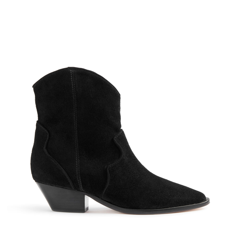 Jemima Bootie in Black