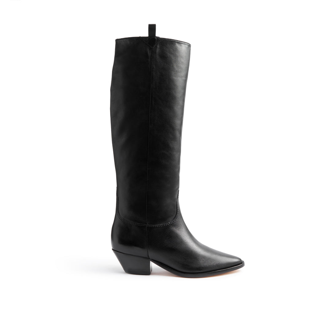 Hileni Boot in Black