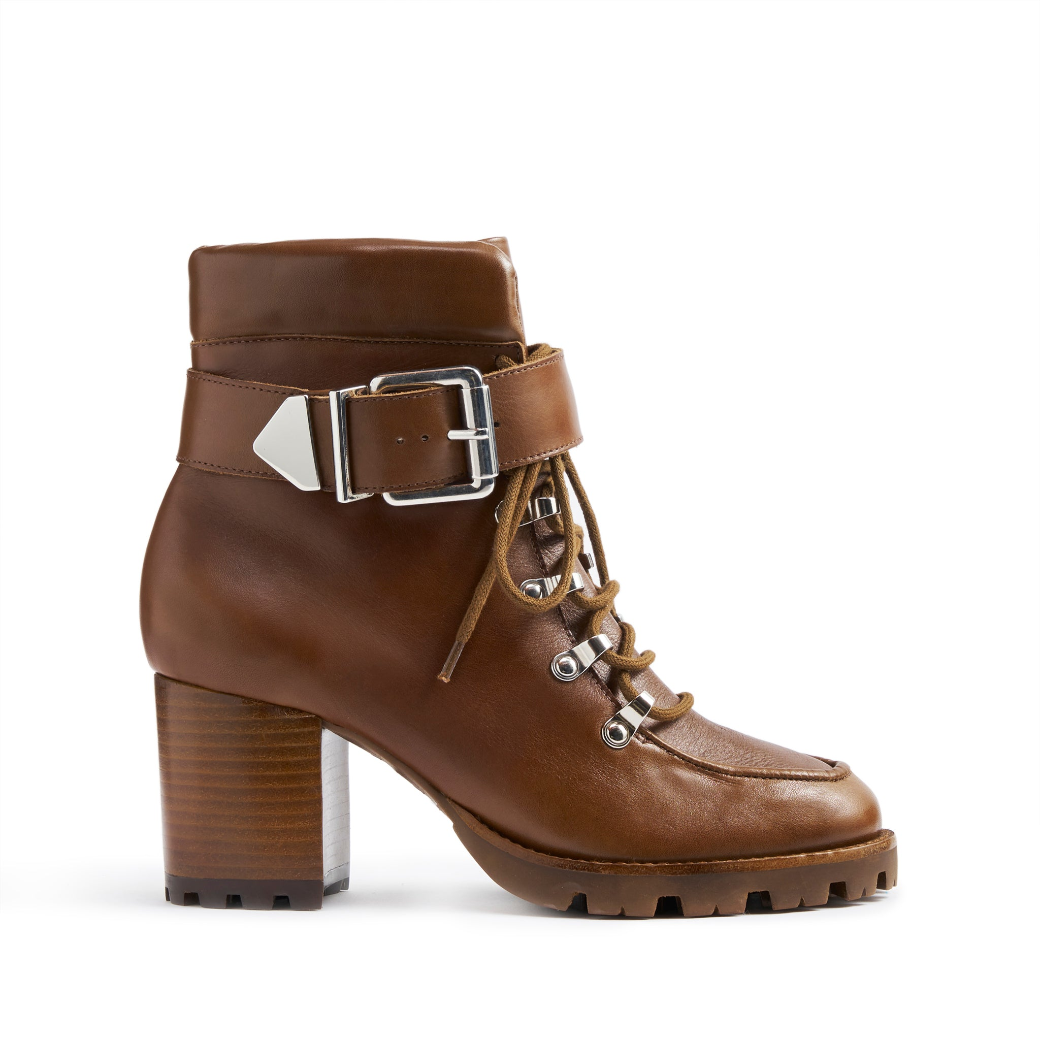 Siggy Booties Bear Leather