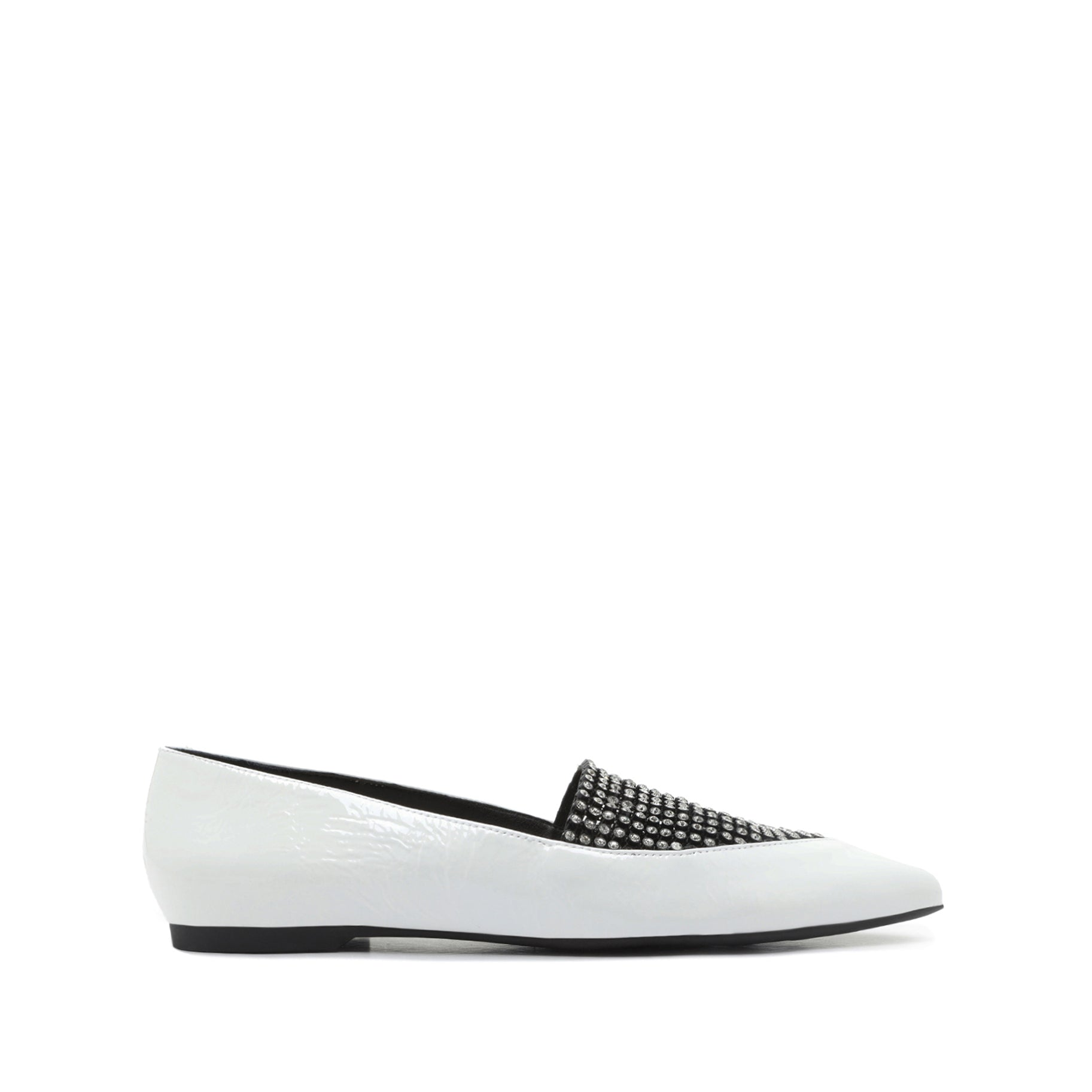 Sury Patent Leather Flat
