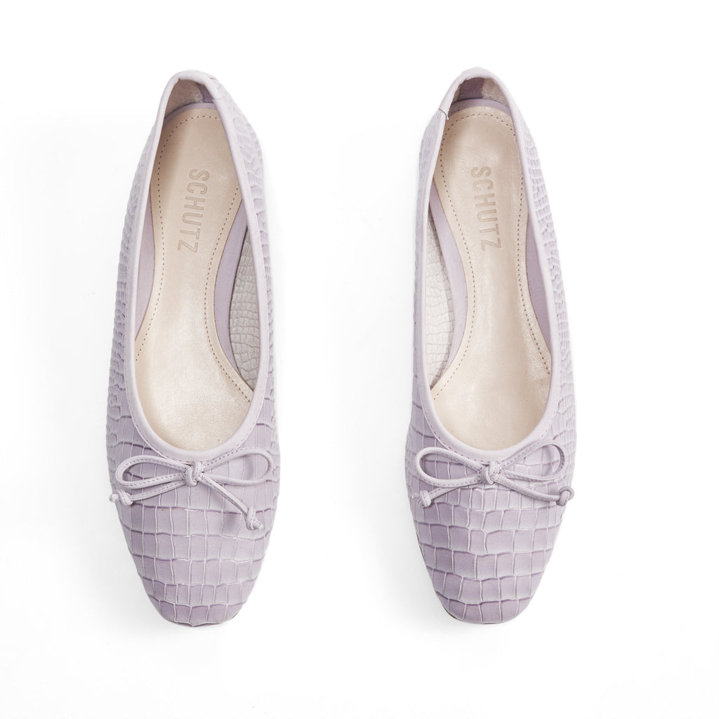 Arissa Flat in Lavender