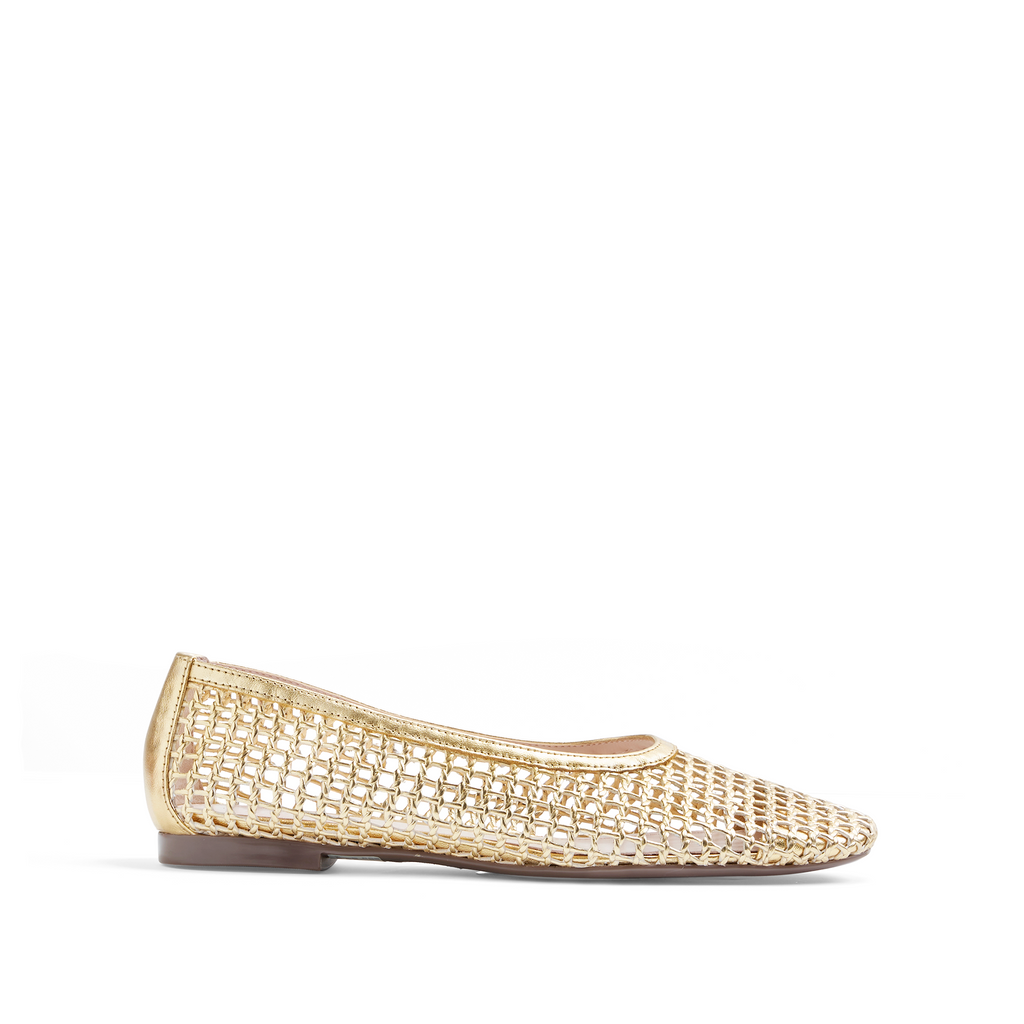Brisey Flat in Gold