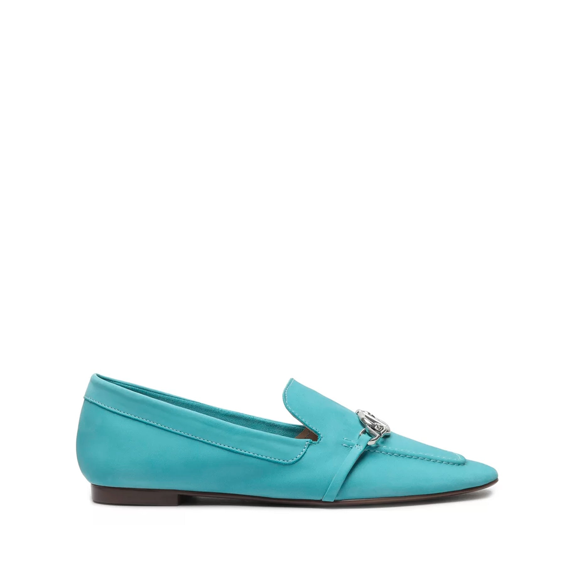 Marrie Leather Flat
