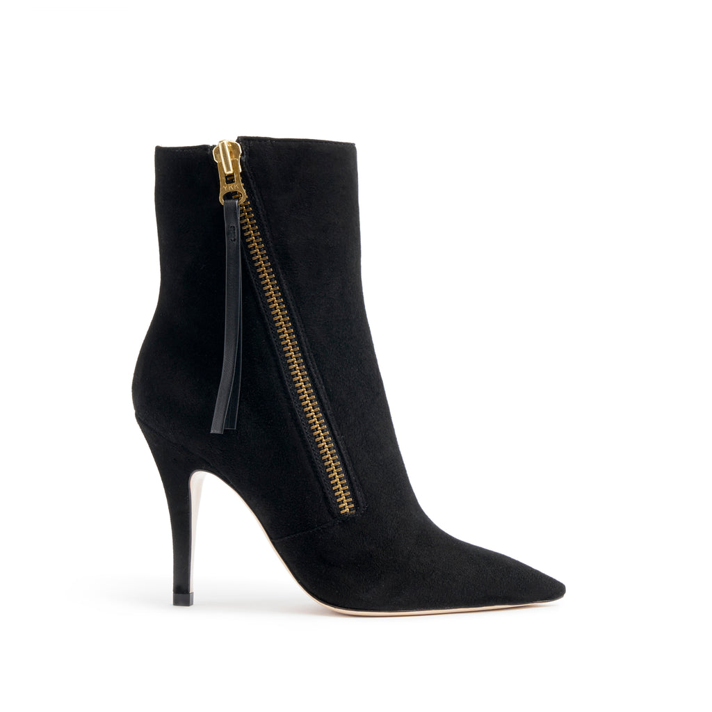 Elivien Bootie in Black