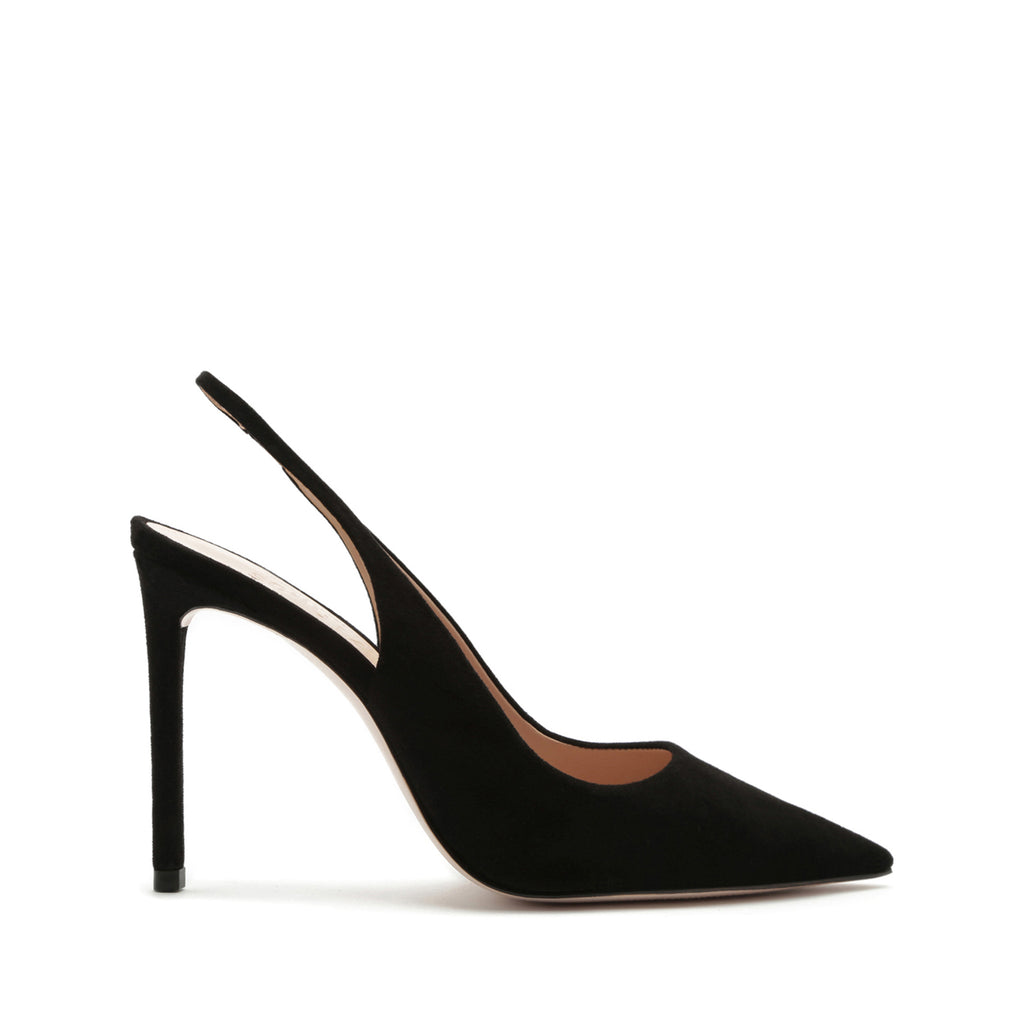 Shahia Slingback Pump in Black