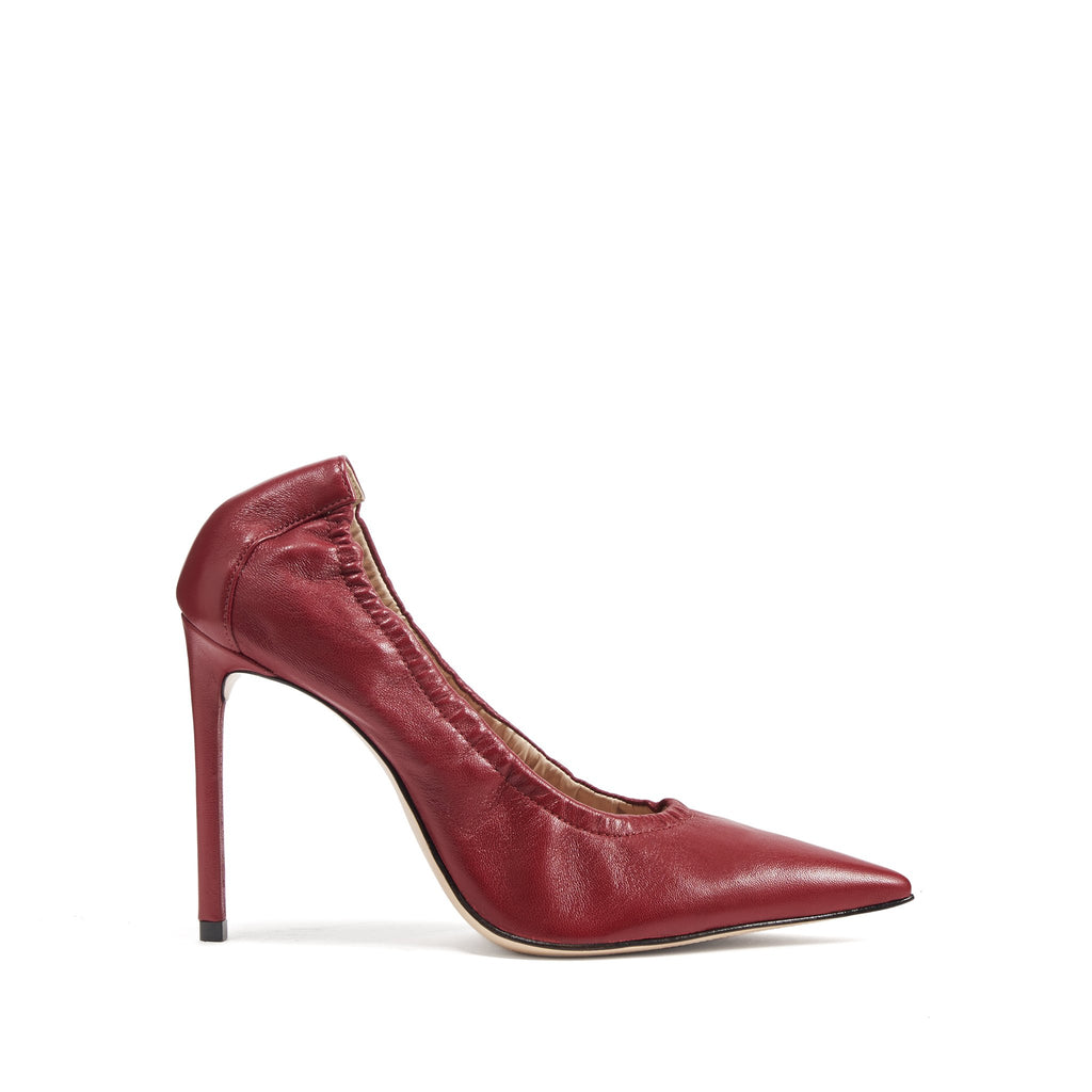 Paulisia Pump in Rosewood