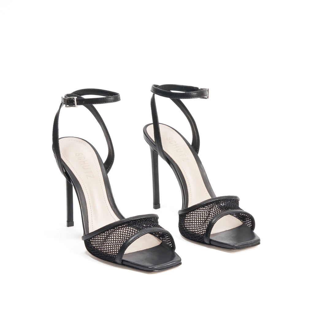 Austen Sandal in Black